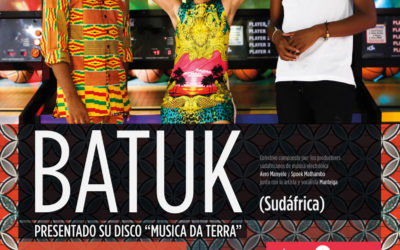 Batuk: Electrónica sudafricana en Madrid