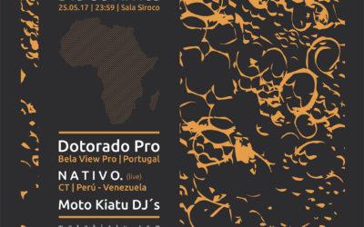 Dotorado Pro y NATIVO. | Moto Kiatu | Session III