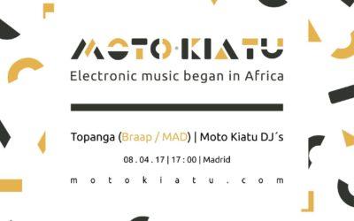 Moto Kiatu | Session II · Topanga