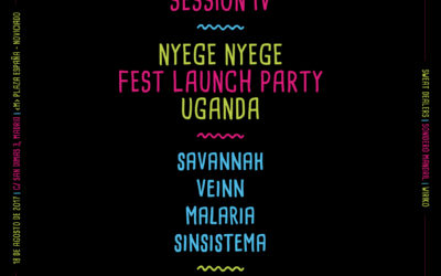 Nyege Nyege Fest launch party | Session IV