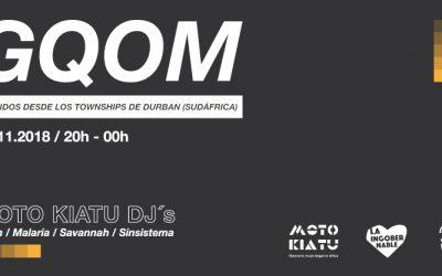 Moto Kiatu GQOM – Session VII