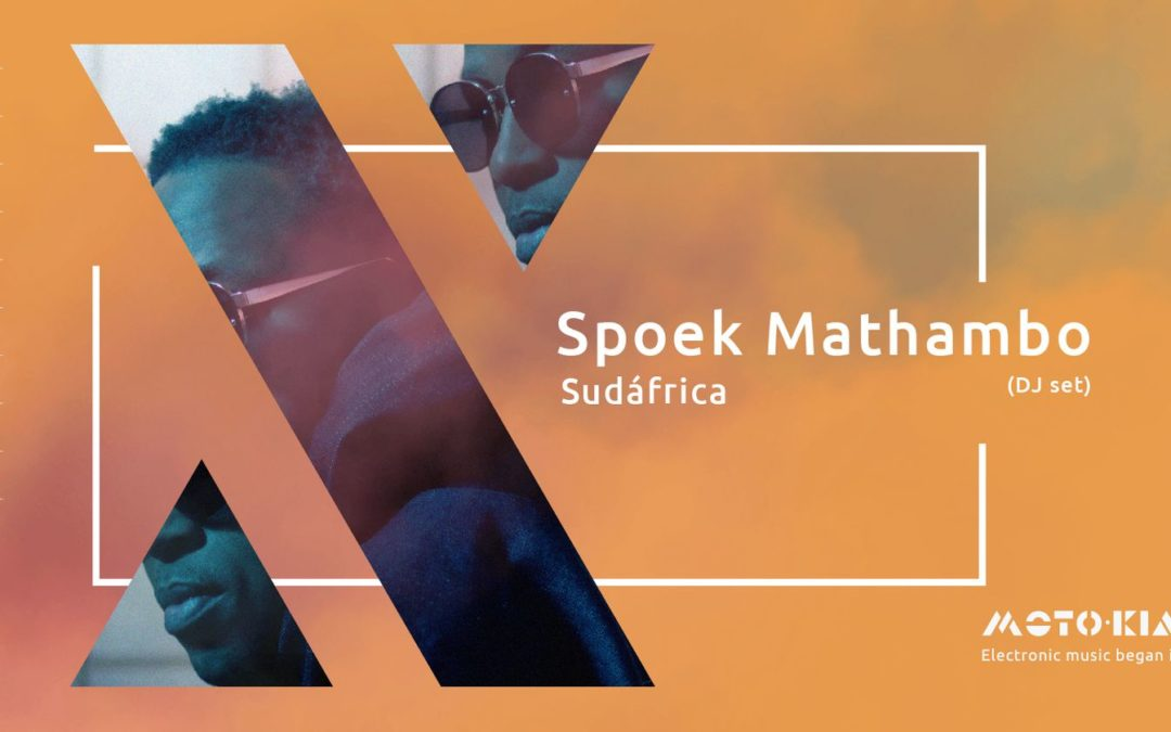 Spoek Mathambo – Session X